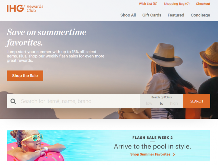 Why You Should Get The IHG Rewards Club Premier Credit Card