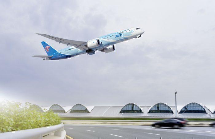 China Southern 787