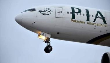 Pakistan Airline delayed 7 hours after woman opens emergency door