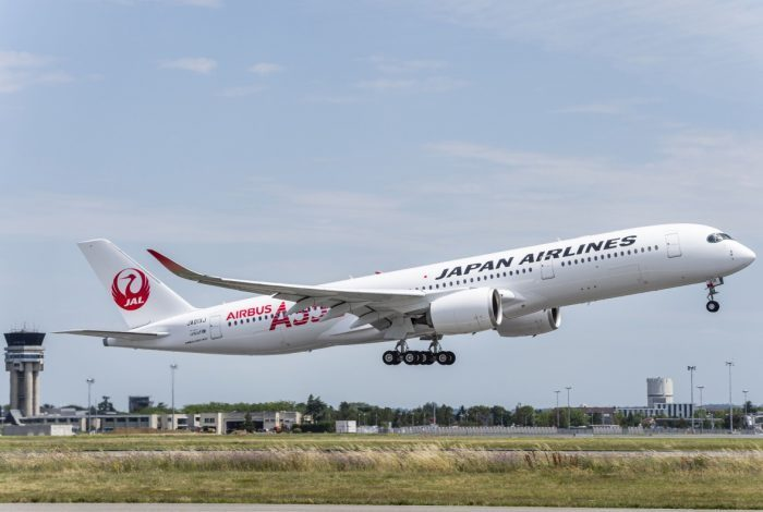 Japan Airlines Unveils Incredible New Domestic Airbus A350 Interior ...