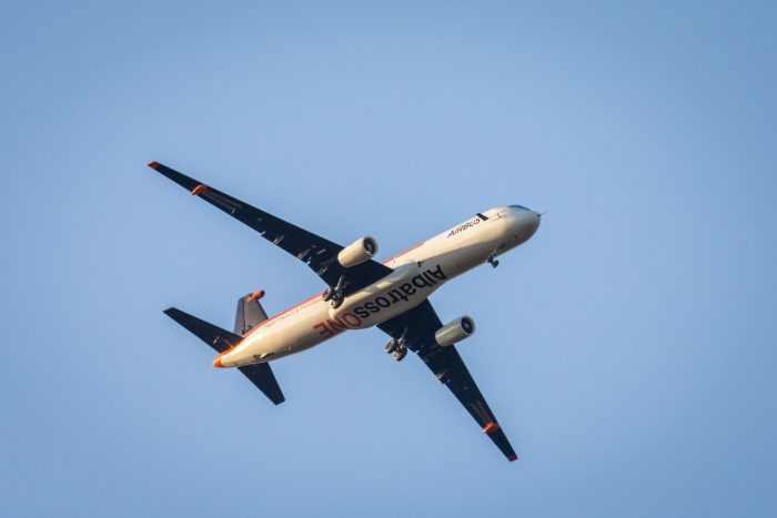 Airbus Floppy Wingtips AlbatrossOne