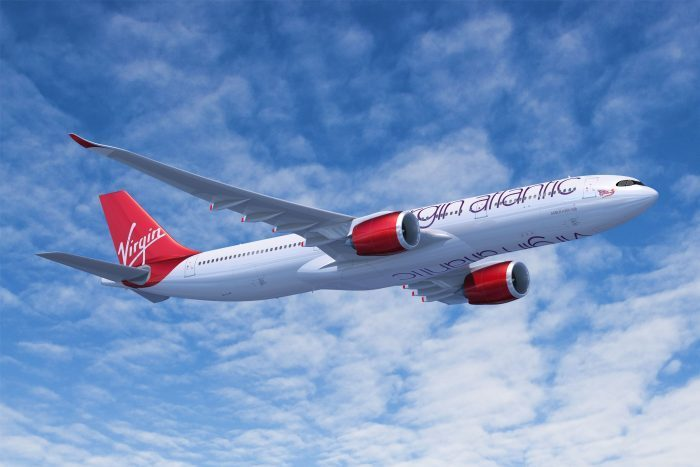 Virgin Atlantic Airbus A330-900 Paris Air Show