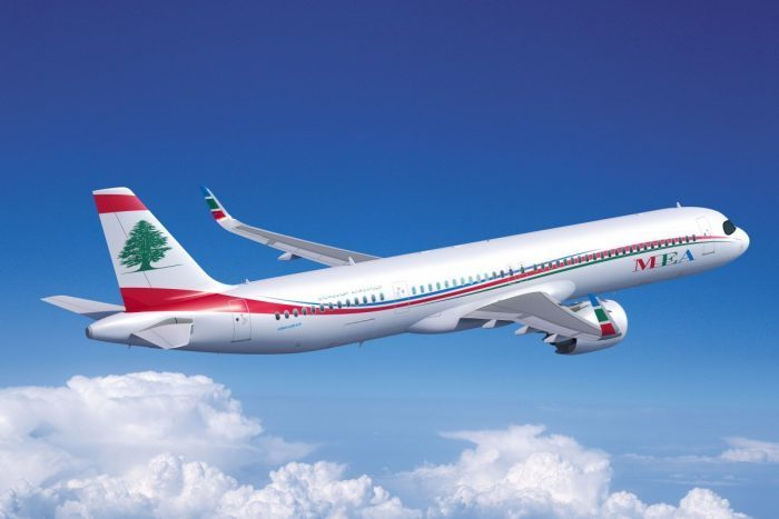 Airbus A321XLR middle east airlines