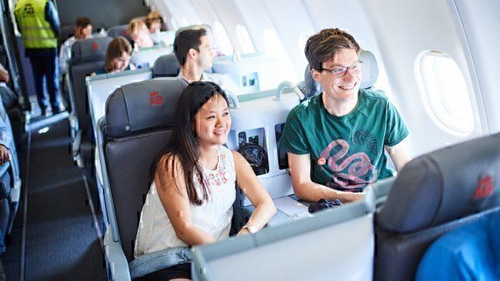 Air Belgium Business Class