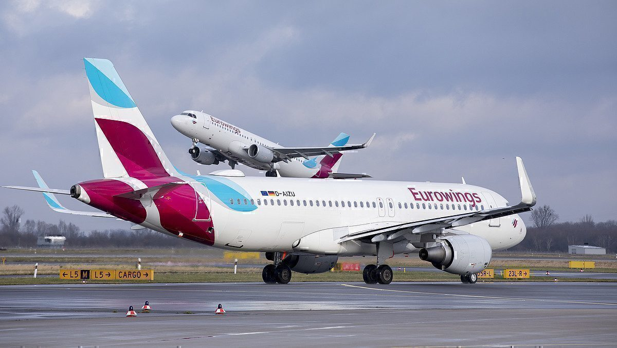 Eurowings Adds More European Flights To Its Schedules