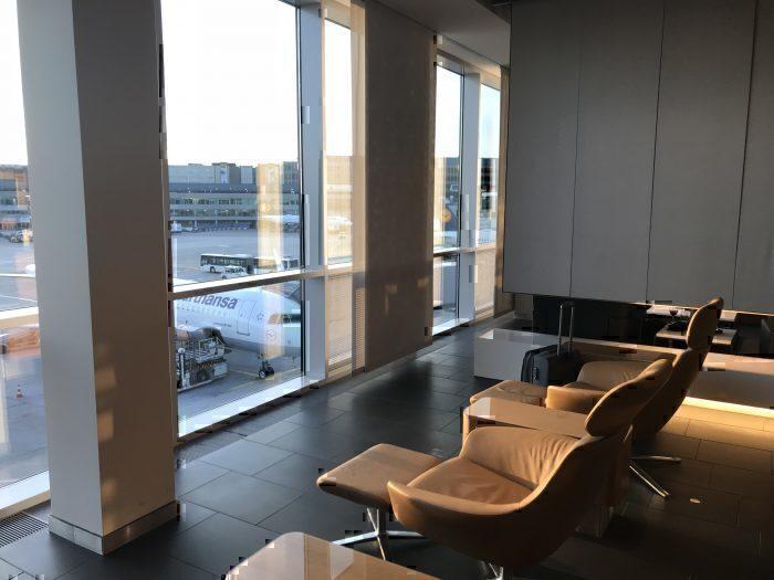 Review: Lufthansa First Class Lounge- Frankfurt