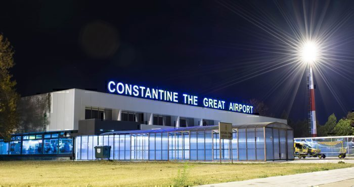 Niš Airport is predominately served by LCCs