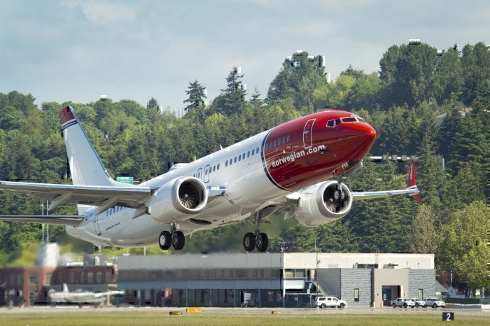 737 MAX norwegian