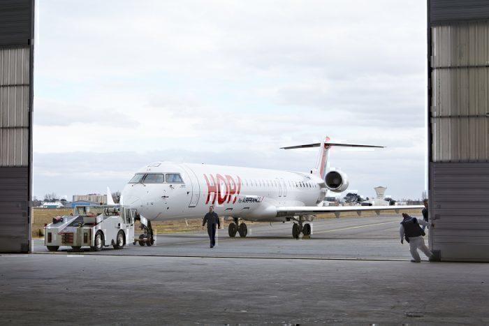 France Domestic Flight Ban