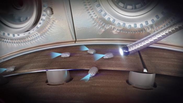 Rolls Royce Swarm innovation