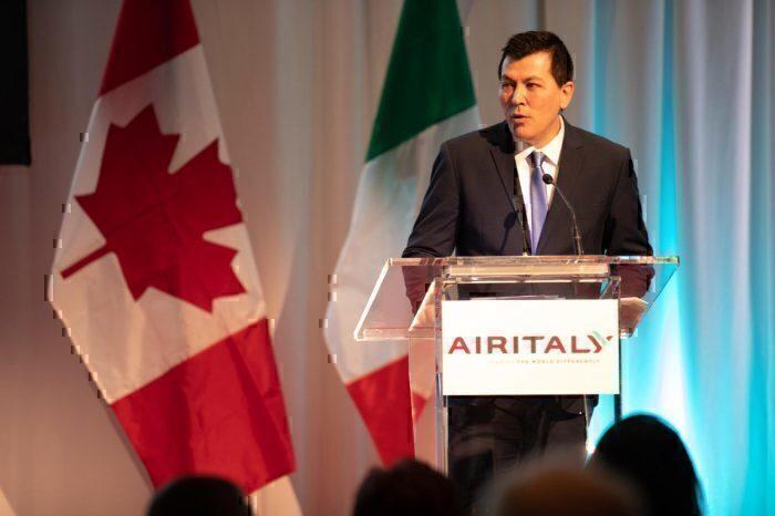 Air Italy American Partnership