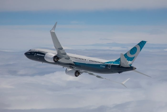 Boeing 737 MAX Grounded 2020