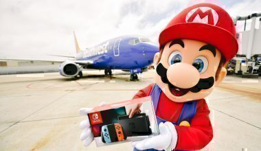 Southwest Mario