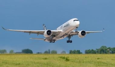 Airbus A350 Berlin