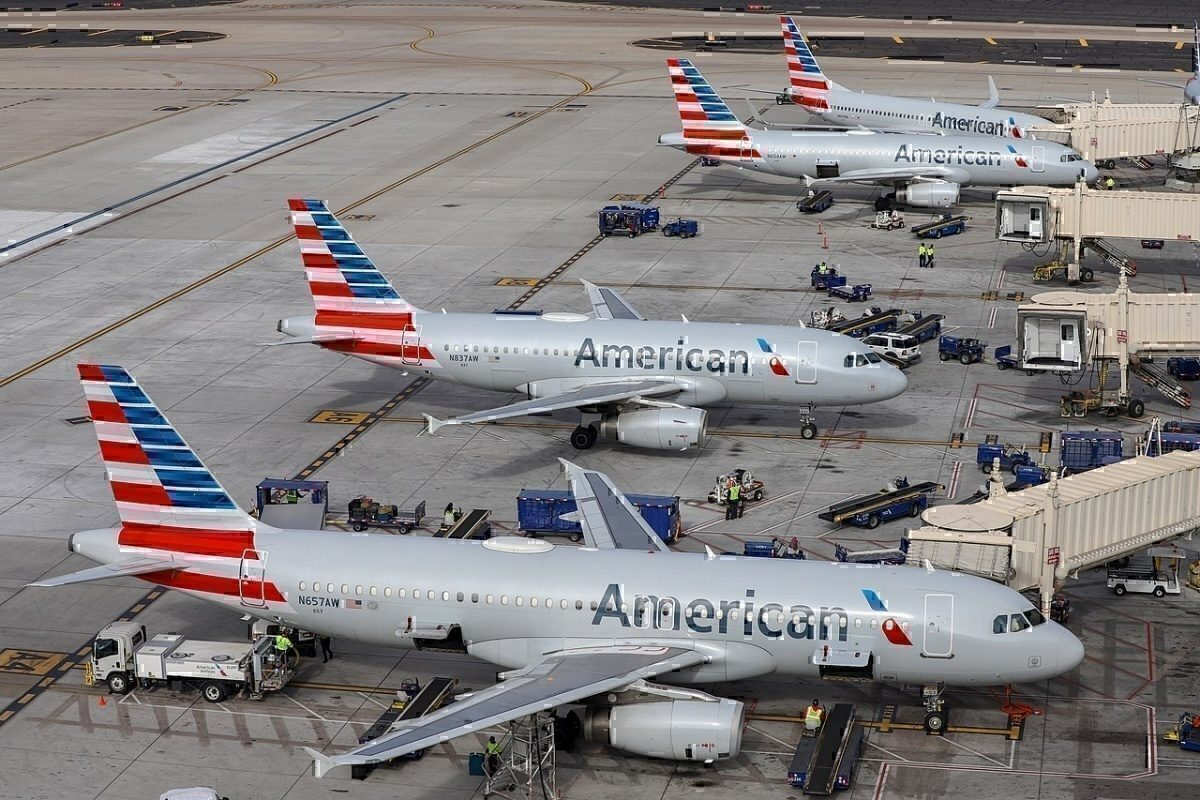 American Airlines Cancelled Almost 4 000 Flights In June