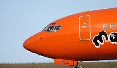 Mango Airlines 737