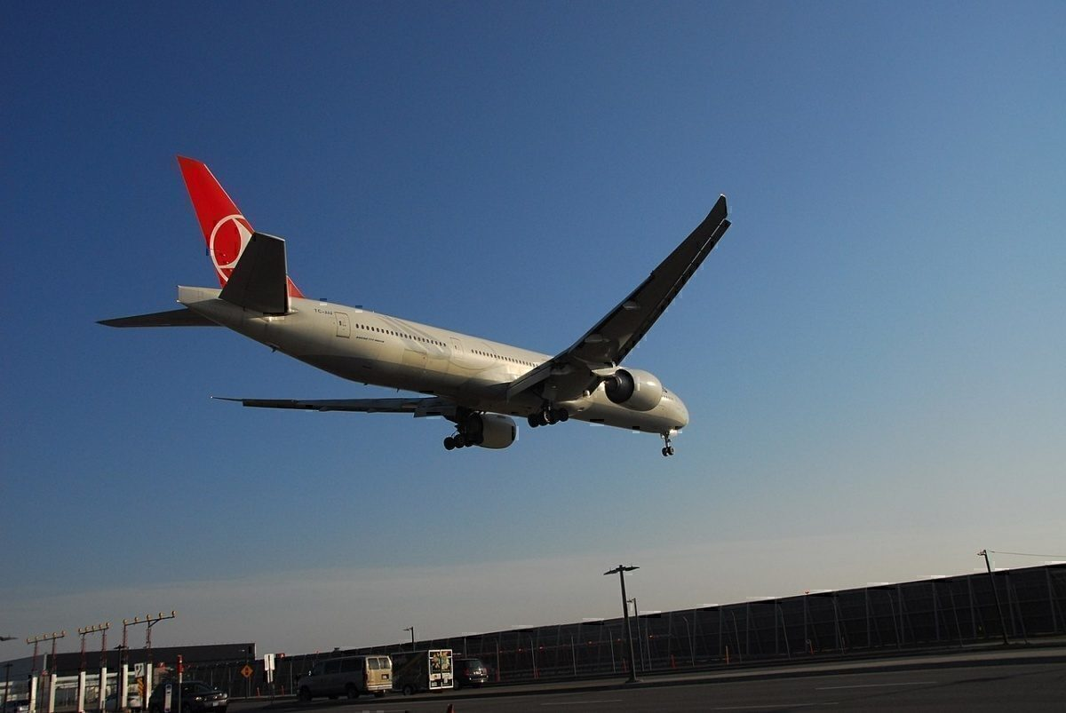 Turkish Airlines 777-300
