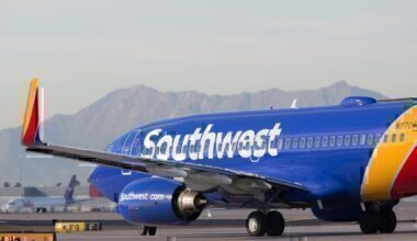 Southwest Airlines Apple Pay
