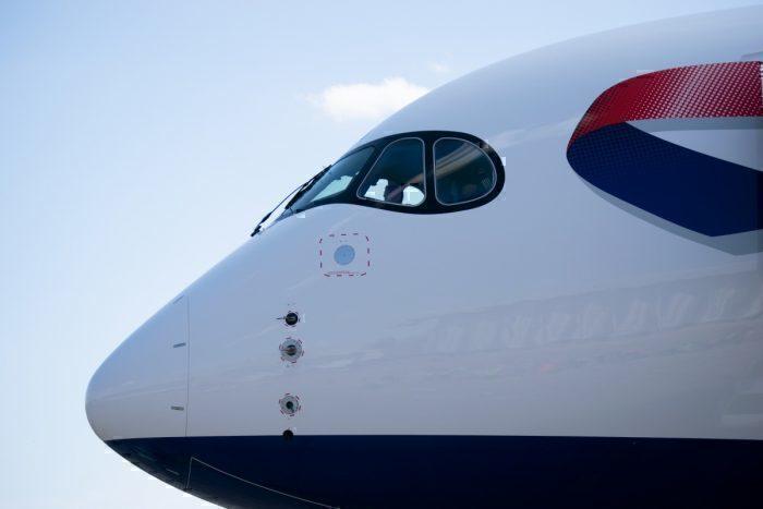 Club Suite British Airways Airbus A350