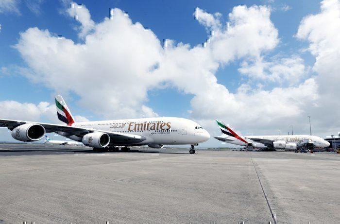 Emirates Premium Economy Seat Cabin