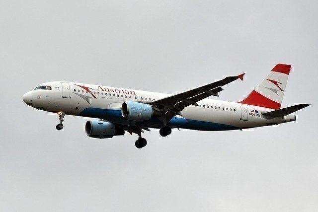 Former Lauda Air A320