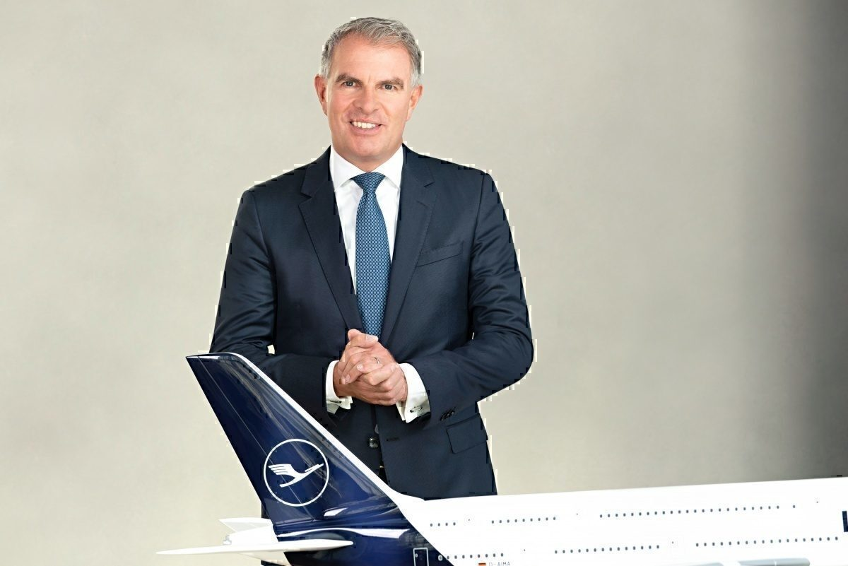 Lufthansa, Low Fares, Carsten Sphor