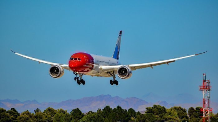 London – Las Vegas Route Scrapped By Norwegian