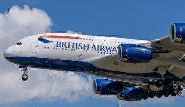 British Airways, Airbus A380, Club Suite