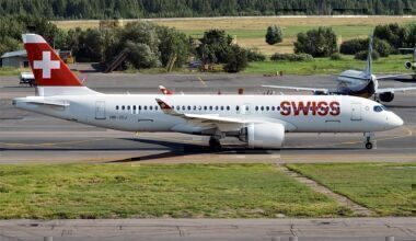 swiss-airbus-a220-flames