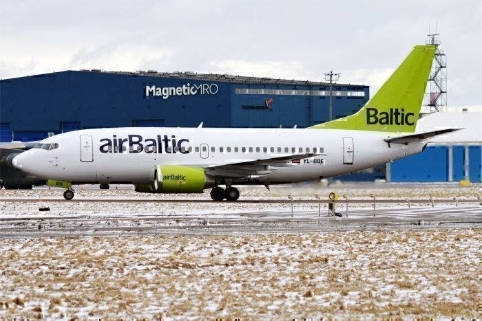 airBaltic Boeing 737 Retirement