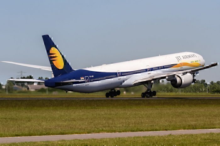 jet airways employee bid
