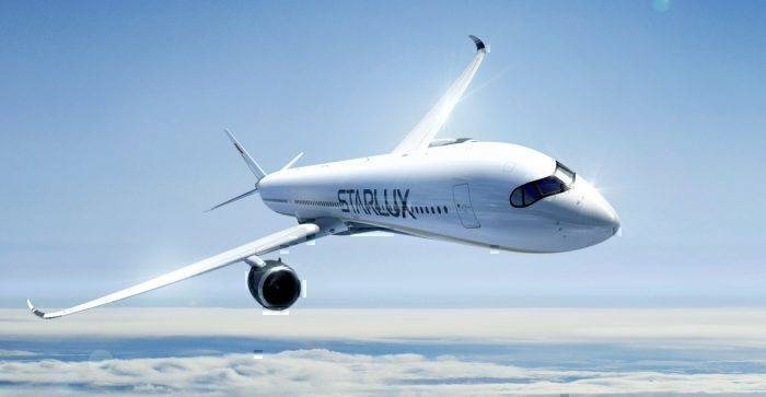 Startup Starlux Airlines Receives First Route Rights