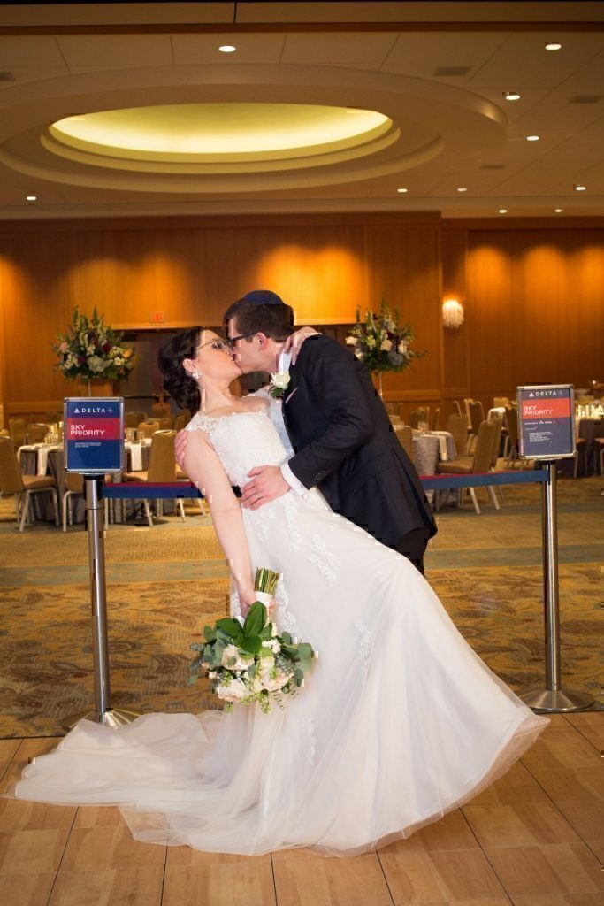 delta sky club wedding