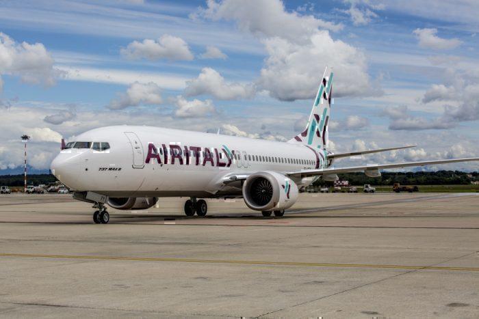 Air Italy 737 MAX