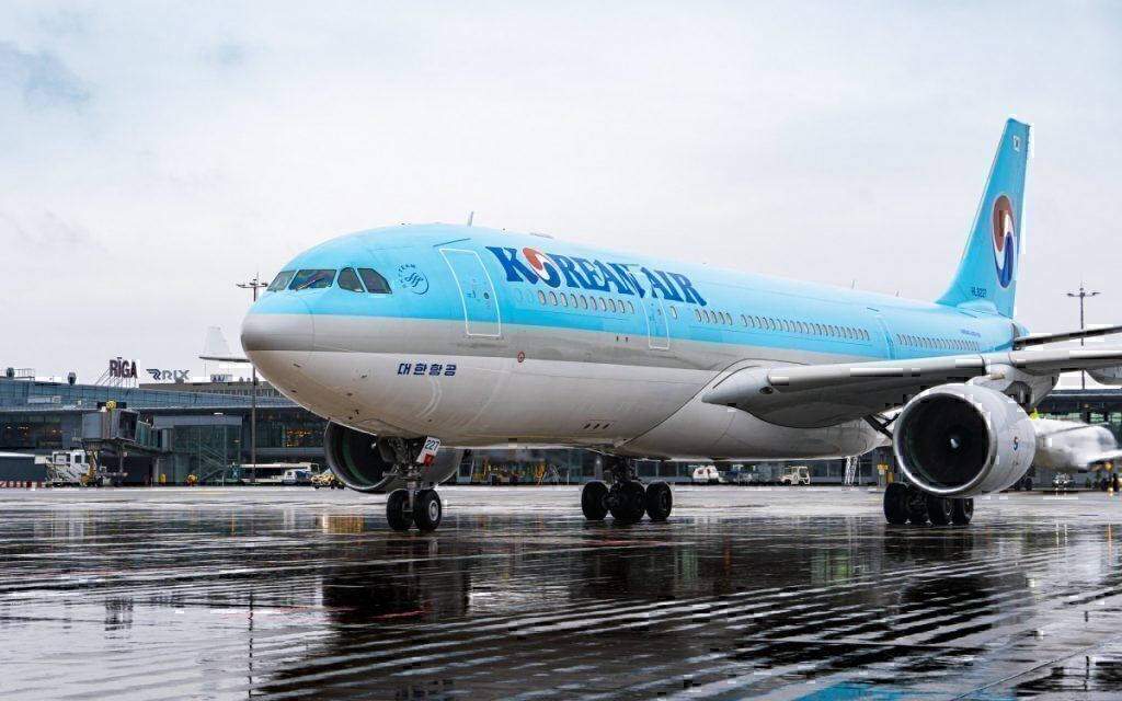 korean air ends fiji flights
