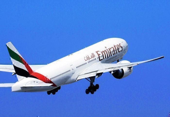 Emirates Boeing 777