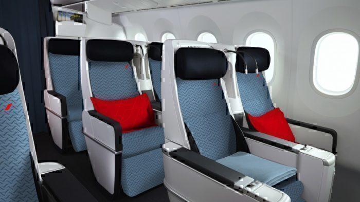 Air France Premium Econom