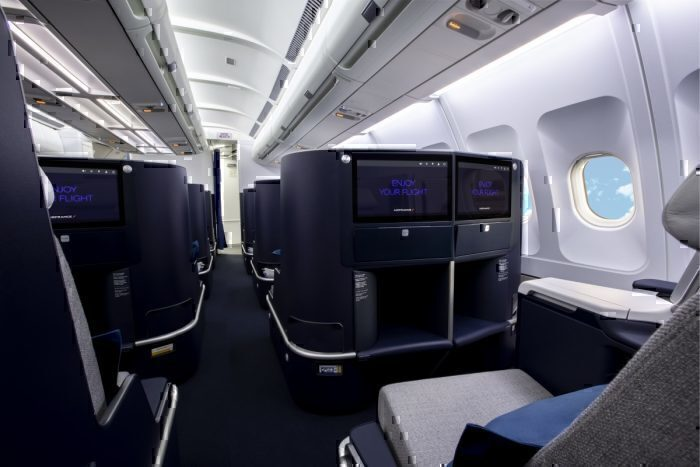Air France A330 business