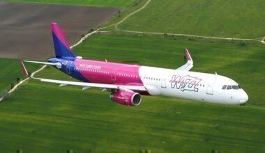 Wizz Air delays