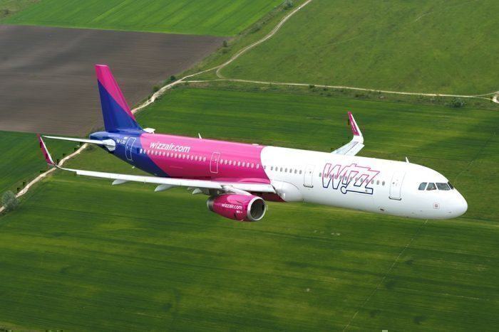 Wizz Air delays