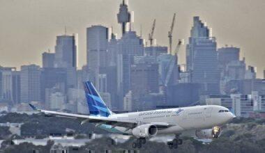 Garuda Indonesia bans photos