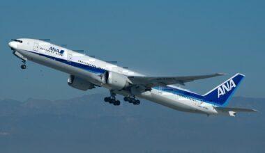ANA Boeing 777
