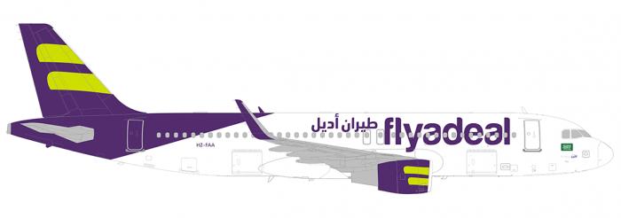 Saudi flyadeal Scraps 737 MAX Order for Airbus A320 Family