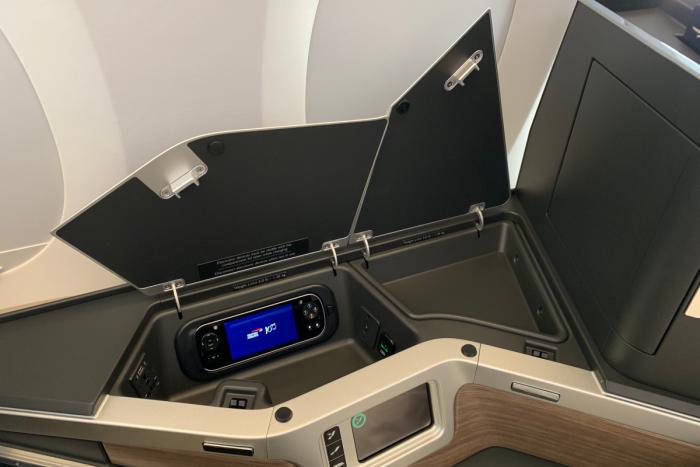 British Airways Airbus A350 Club Suite