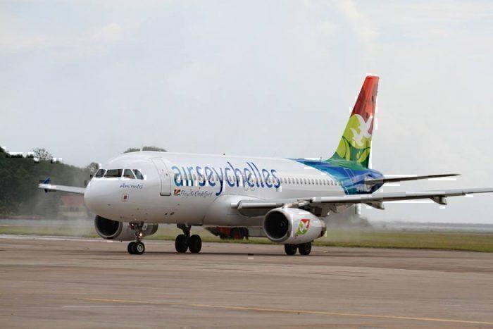 Air Seychelles aircraft