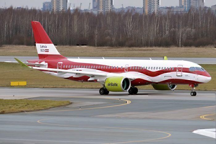 airBaltic, low fares, Lufthansa