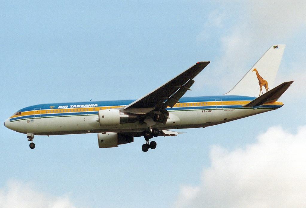 Air Tanzania 767