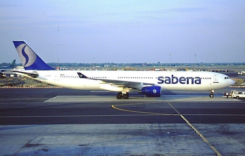 Sabena A330-332