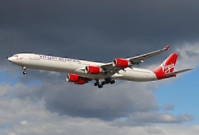 Virgin Atlantic, Airbus A340, Retirement