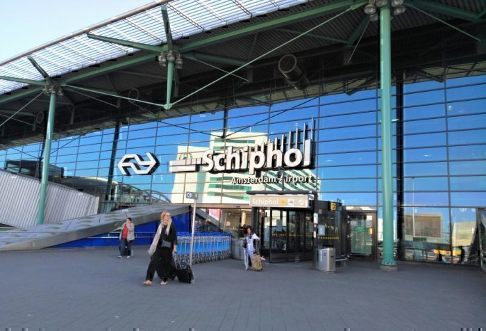 Amsterdam fuel supply